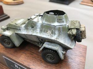 35097 BA-64B SOVIET ARMOURED CAR w/CREW