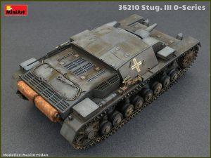 35210 STUG. III 0-SERIES + Maxim Pedan