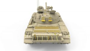 3D renders 37010 Tiran 4 frühe Ausführung mit Inneneinrichtung
