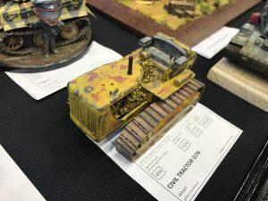 35225 U.S. TRACTOR w/Towing Winch & Crewmen