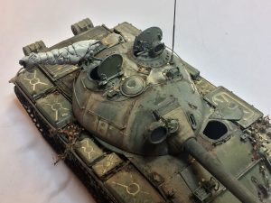 37019 T-54B EARLY PRODUCTION + Peter Robinson