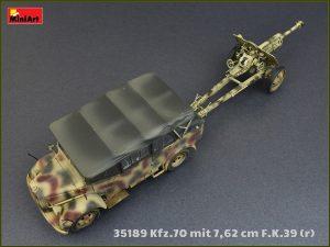 35189 Kfz.70 & 7,62 cm F.K. 39 ( r )