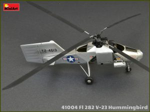 Photos 41004 Fl 282 V-23 HUMMINGBIRD (KOLIBRI)