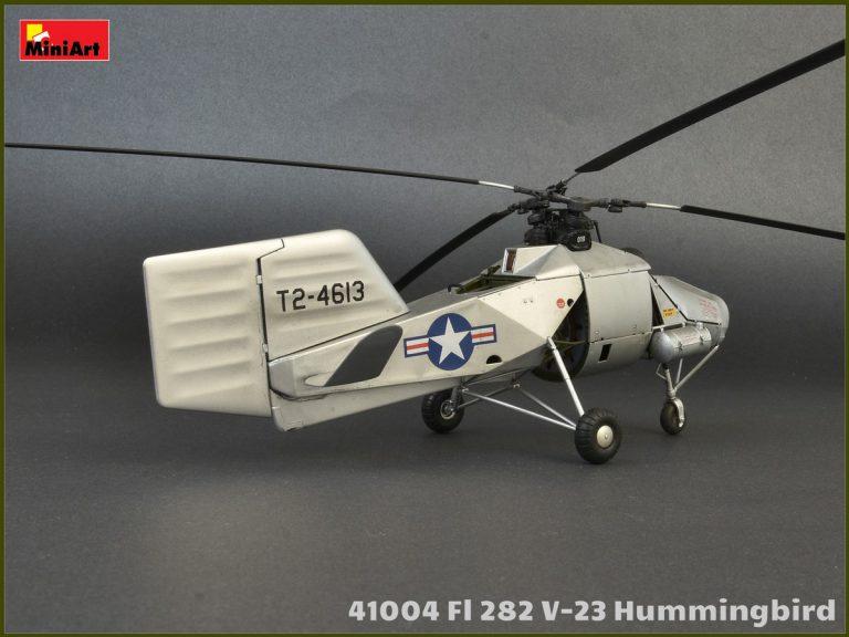 41004 FL282 V-23ハミングバード(コリブリ)