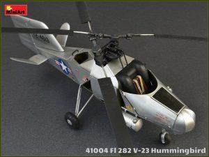 Photos 41004 Fl 282 V-23 HUMMINGBIRD (KOLIBRI)