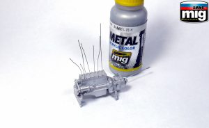 35224 T-60 PLANT No.37 EARLY SERIES. INTERIOR KIT