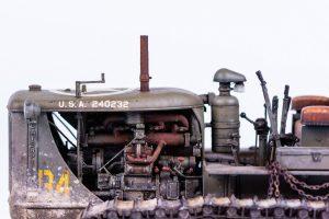 35225 U.S. TRACTOR w/Towing Winch & Crewmen + Dima Tebenkov