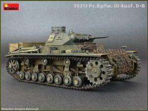 Photos 35213 Ⅲ号戦車D/B型