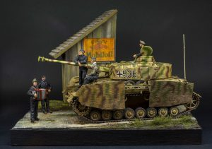35132 GERMAN TANK CREW (Normandy 1944) + : Plastics & Resins in Scale