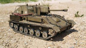 35143 SU-76M SOVIET SELF-PROPELLED GUN w/CREW + qwerty