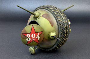 Photos 40001 Советский «Шаротанк»