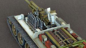 35175 SU-122 INITIAL PRODUCTION. INTERIOR KIT + Klim Malchugin