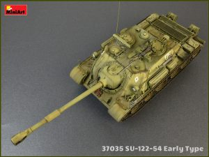 Photos 37035 SU-122-54 EARLY TYPE