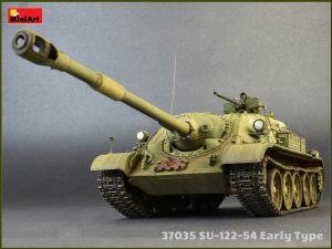 37035 SU-122-54 EARLY TYPE