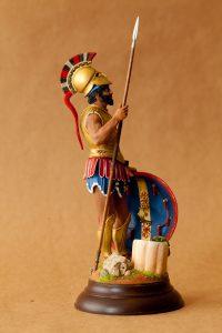 16014 ATHENIAN HOPLITE V CENTURY B.C. + Pacu
