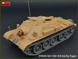 Build up 37035 SU-122-54 Frühe Version