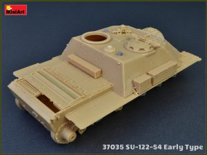 Build up 37035 SU-122-54 EARLY TYPE