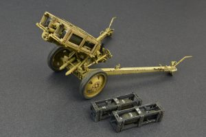 Photos 35269 GERMAN ROCKET LAUNCHER with 28cm WK Spr & 32cm WK Flamm