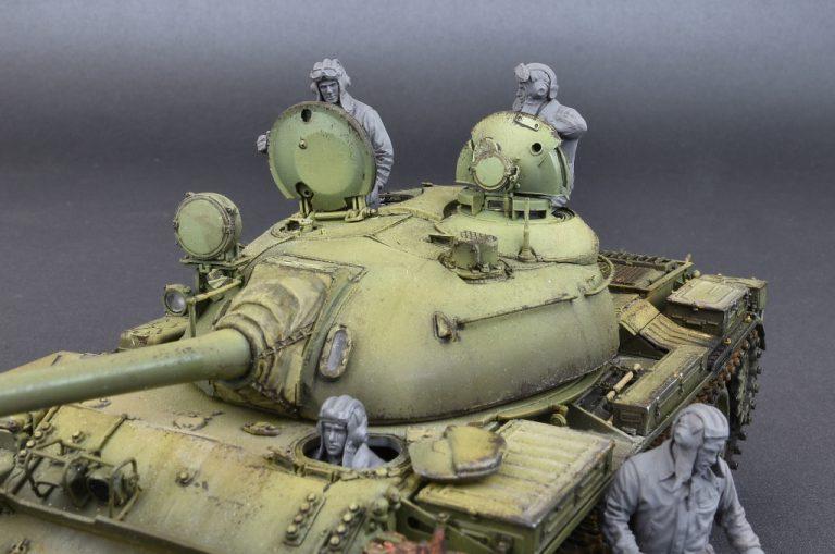 37037 SOVIET TANK CREW 1960-70s