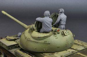 Photos 37037 ソビエト戦車兵1960-70s 4体入