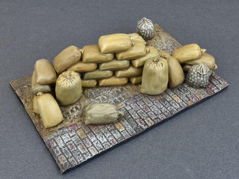 35586 麻布製袋(砂・セメント・野菜・小麦粉・種等)