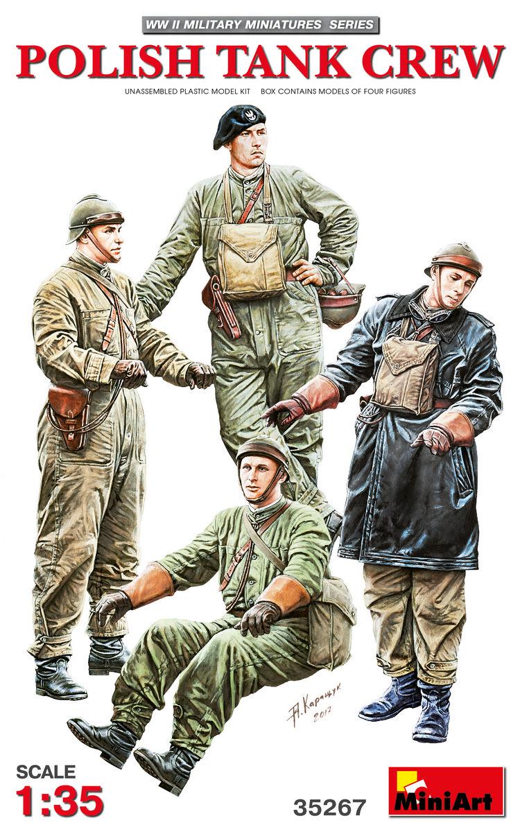 35267 波兰坦克乘员
