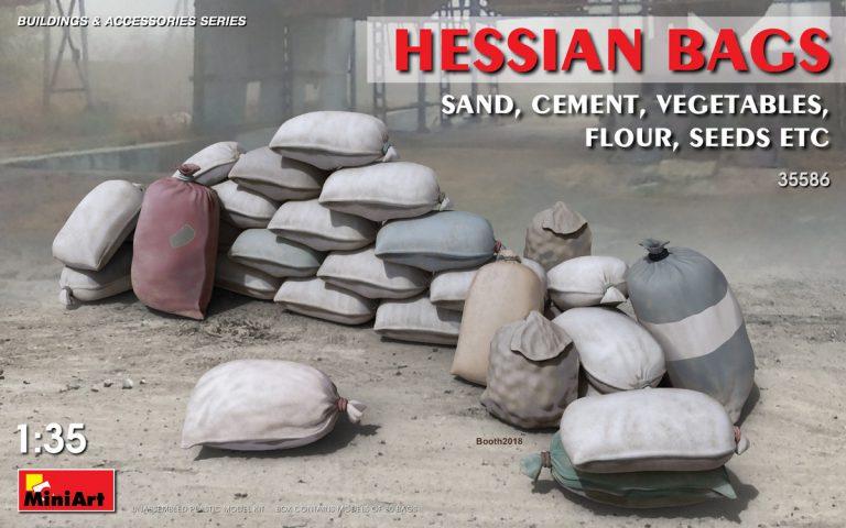 35586 HESSIAN BAGS