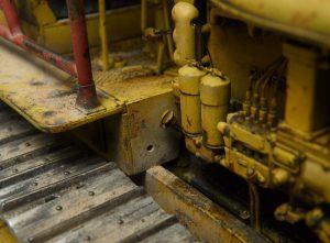 35225 U.S. TRACTOR w/Towing Winch & Crewmen + Luc Po