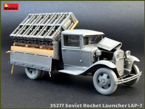 Photos 35277 ソビエトロケットランチャーLAP-7