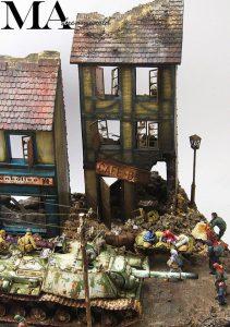 36006 FRENCH STREET + MA Diorama