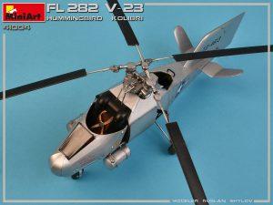 41004 Fl 282 V-23 HUMMINGBIRD (KOLIBRI) + Ruslan Shilov