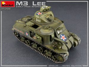 35206 M3 LEE EARLY PRODUCTION. INTERIOR KIT + Evgeniy Solodyhin