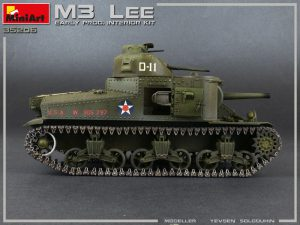 35206 M3 LEE EARLY PRODUCTION. INTERIOR KIT + Yevgen Soloduhin