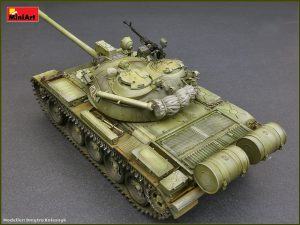 Photos 37024 T-55A Мод. 1981.