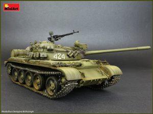 Photos 37024 T-55A 主战坦克1981型