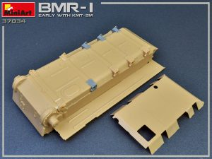 Build up 37034 BMR-1 EARLY MOD. WITH KMT-5M