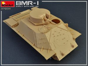 Build up 37034 BMR-1初期型KMT-5M地雷除去車