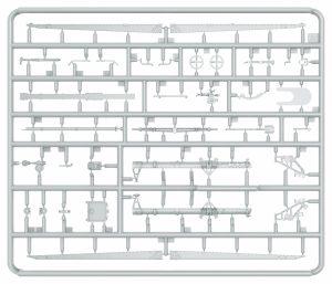 Content box 35272 Sowjetischer T2 6×4 LKW & 76-mm USV-BR Kanone