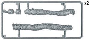 Content box 35599 イギリス軍用リュックサック、バッグ&折り畳み式キャンバスWW2