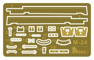 Content box 35272 SOVIET 2T 6X4 TRUCK & 76-mm USV-BR GUN