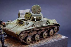35215 T-60 EARLY SERIES. SOVIET LIGHT TANK. INTERIOR KIT