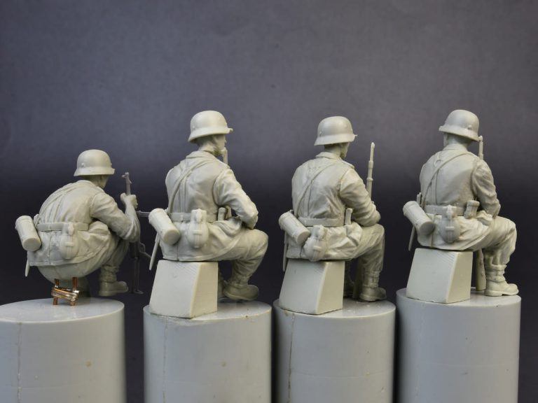 35248 GERMAN PANZERGRENADIERS