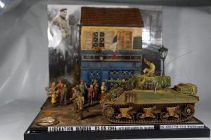 35513 FRENCH CAFE + 38004 FRENCH CIVILIANS '30s-'40s + 38015 GERMAN CIVILIANS 1930's-1940's + Michael Laethem