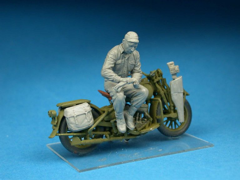 35284 U.S. MOTORCYCLE REPAIR CREW. SPECIAL EDITION