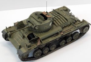 35123 VALENTINE Mk. VI CANADIAN – BUILT EARLY PROD.