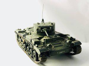 35123 VALENTINE Mk. VI CANADIAN – BUILT EARLY PROD. + Krzysztof Kundzicz