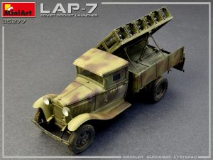 Photos 35277 SOVIET ROCKET LAUNCHER LAP-7