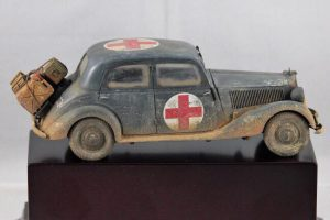35203 Personenwagen TYP 170V SALOON + Juan Pedro Ruiz Ruiz (FBK)