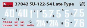 Content box 37042 SU-122-54 LATE TYPE