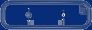 Content box 40006 Kugelpanzer 41( r ). INTERIOR KIT